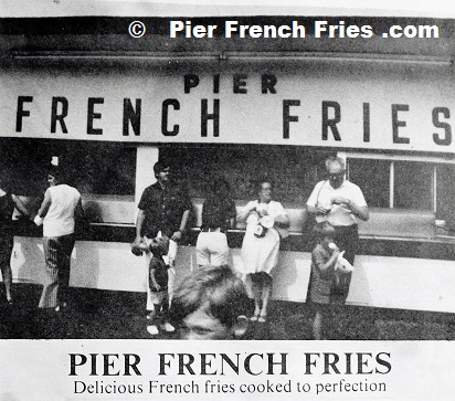 The Original Pier French Fries