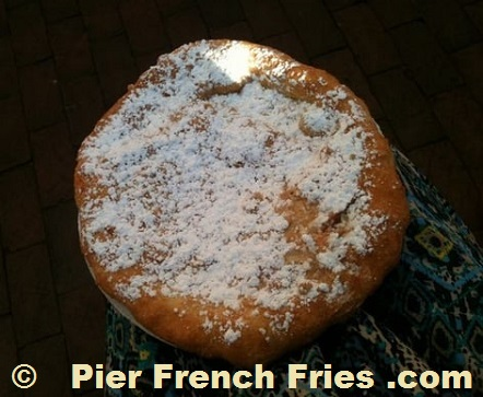 Pier French Fries - Fried Dough