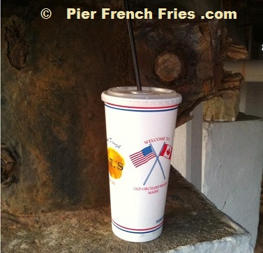 Pier French Fries - Cold Drinks